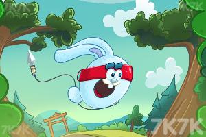 《兔子武士大冒险》游戏画面1
