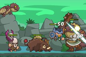 《矮人王国保卫战中文无敌版》游戏画面1