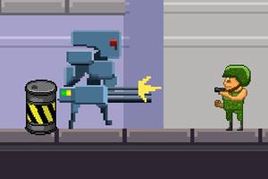 《子弹战士》游戏画面1