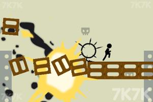 《火柴人跑酷2》游戏画面2