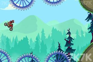 《极限摩托大挑战》游戏画面4