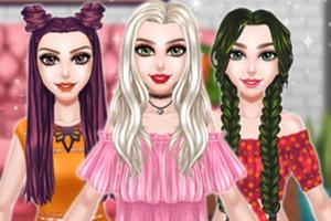 《艾玛的时尚装》游戏画面1