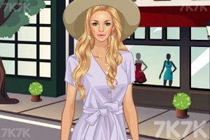 《夏季纽扣裙》截图3