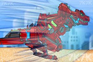 《组装机械霸王红龙》截图1