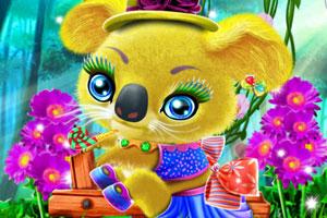 《可爱小考拉》游戏画面1