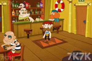 《海盗的黄金罗盘中文版》游戏画面2