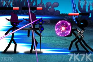 《火柴人神器之战》游戏画面2