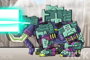 《组装机械长毛象》游戏画面3