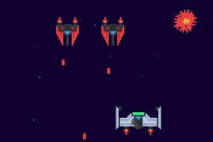 《反射战机》游戏画面1