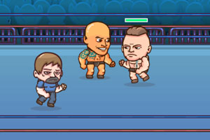 《职业摔跤手》游戏画面1
