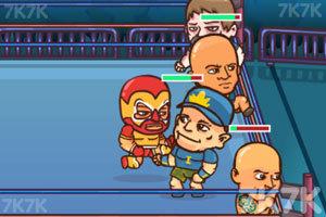 《职业摔跤手》游戏画面3
