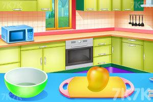 《自制甜点烹饪》截图2