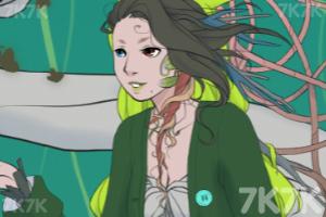 《植物精灵装扮》游戏画面3