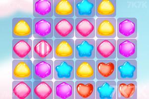 《五彩蜜糖对对碰》游戏画面1
