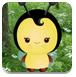 蜜蜂转变成女孩