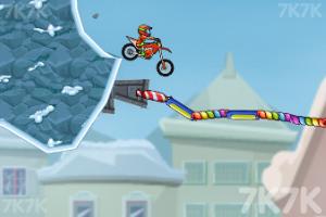 《摩托障碍挑战赛2》游戏画面2