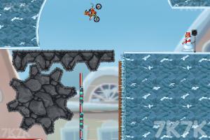 《摩托障碍挑战赛2》游戏画面1