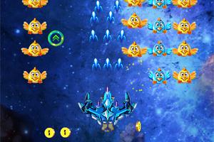 《小鸡侵略者》游戏画面1