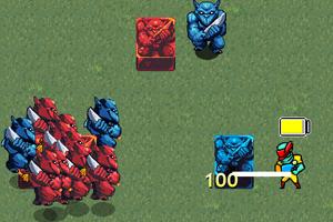 《方块石像鬼》游戏画面1
