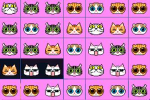 《小猫精彩对对碰》游戏画面1
