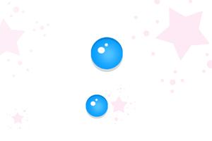粉蓝球变换