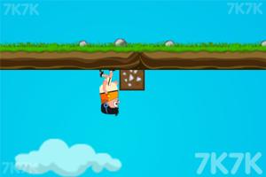 《重力探险》游戏画面2
