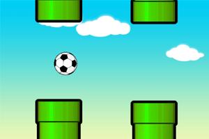 《弹力足球》游戏画面1