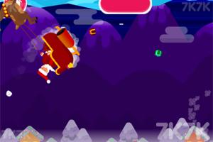 《圣诞老人打雪人》游戏画面2
