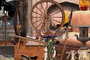 《魔法师的笔记本》游戏画面3