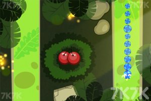 《饥饿的蛇》游戏画面2