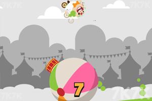《小丑独轮》游戏画面1