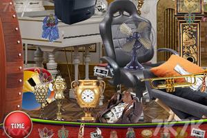 《百万富翁的家》游戏画面1