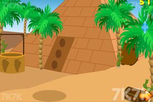 《逃离埃及沙漠金字塔》游戏画面2