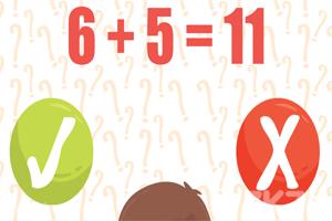 《测验数学》游戏画面1
