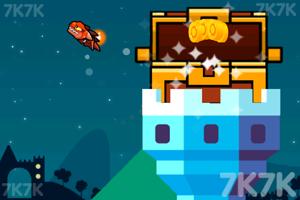 《喷火小飞龙》游戏画面1