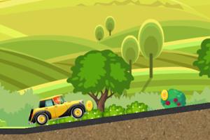 《登山赛车》游戏画面1