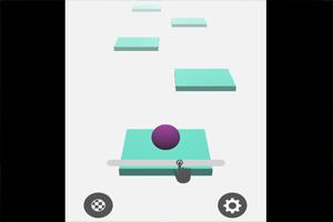 《弹跳的圆球》游戏画面1