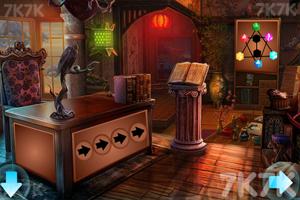 《救援撑伞女孩》游戏画面3