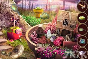 《仙女的木屋》游戏画面3