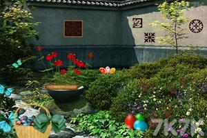 《复活节花园大逃脱》游戏画面2