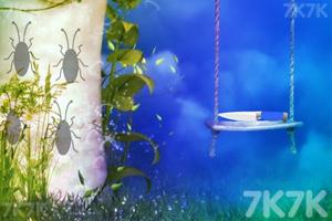 《蘑菇林里救出女孩》游戏画面2