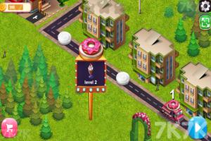 《甜甜圈餐厅》游戏画面1