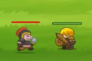 《铁甲骑士》游戏画面1