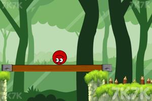 《小红球闯关6》游戏画面3
