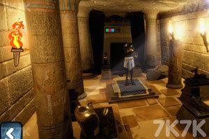 《神秘金字塔逃脱》截图3