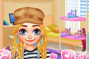 《玩滑板的女孩们》游戏画面1