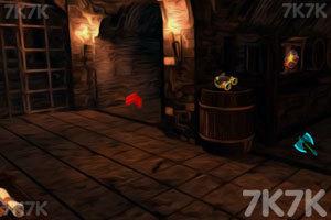 《逃离城堡地牢》游戏画面2