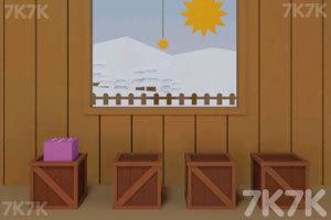 《逃出雪人装饰屋》游戏画面3