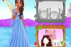 《仙境中的精灵公主》游戏画面2