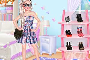 《夏末的时尚》游戏画面3